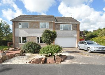 Thumbnail 5 bed detached house for sale in Meadowfield, Seascale, Cumbria