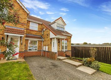 Thumbnail 3 bed semi-detached house for sale in Kilburn Gardens, North Shields, Tyne And Wear
