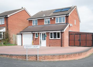 Thumbnail 4 bed detached house for sale in Bovey Croft, Walmley, Sutton Coldfield