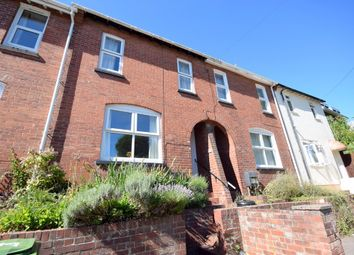 Thumbnail 2 bedroom terraced house to rent in Taddiforde Road, Exeter