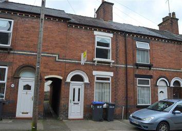 Thumbnail 2 bed terraced house for sale in Chorley Street, Leek