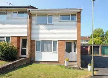 Thumbnail 3 bed terraced house to rent in Woodside Close, Knaphill, Woking