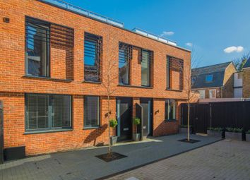 Thumbnail 3 bed town house to rent in Old Bakery Mews, Hampton Wick