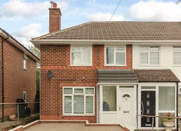 Thumbnail 2 bedroom terraced house for sale in Blandford Road, Birmingham, West Midlands