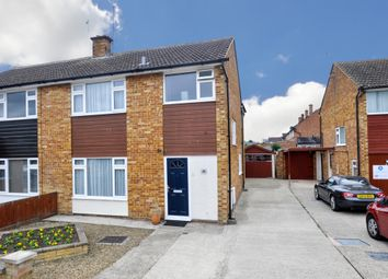 Thumbnail 3 bed semi-detached house for sale in Longfields, Bicester