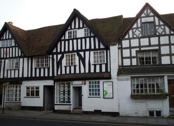 Thumbnail Commercial property to let in High Street, Alcester