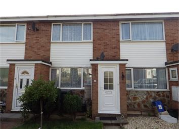 Thumbnail 2 bed terraced house to rent in Larch Close, Larch Close
