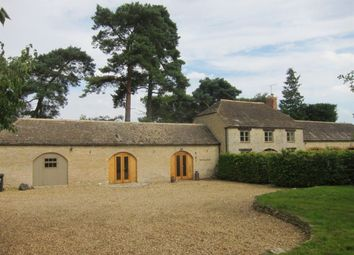 Thumbnail 5 bedroom barn conversion to rent in Main Street, Laxton, Corby