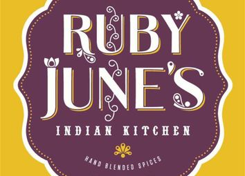 Thumbnail Commercial property for sale in Ruby Junes Indian Kitchen, Unit 2, Hayle, Cornwall