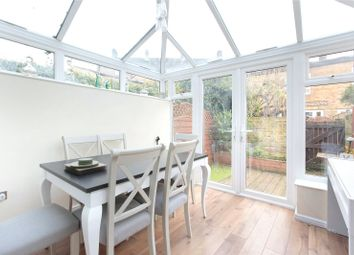 Thumbnail 2 bed terraced house to rent in Usk Road, Battersea, London