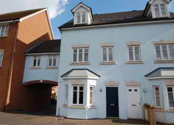 Thumbnail 4 bed end terrace house to rent in Caxton Close, Tiptree, Colchester