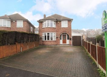 Thumbnail 3 bedroom detached house for sale in Forester Close, Chilwell, Nottingham
