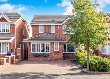 Thumbnail 4 bed detached house for sale in Bryson Close, Thorne, Doncaster