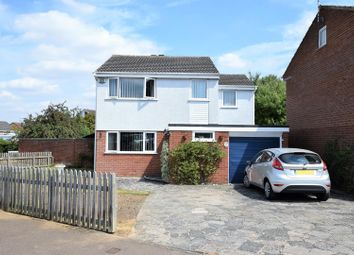 Thumbnail 4 bed detached house for sale in Dove Close, Oakham