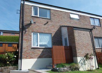 Thumbnail 3 bed semi-detached house to rent in Prince Philip Road / Ridgegrove Lane, Launceston
