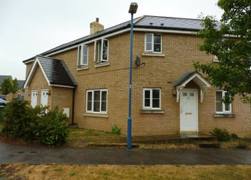 Thumbnail 2 bedroom flat for sale in Mayfield Way, Great Cambourne, Cambridge