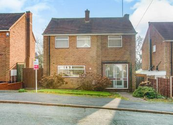 Thumbnail 3 bed detached house for sale in Byron Road, Headless Cross, Redditch