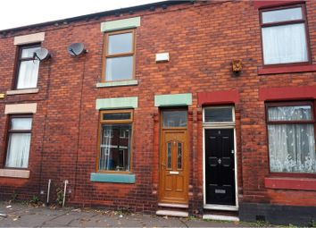 Thumbnail 2 bed terraced house for sale in Briscoe Lane, Manchester