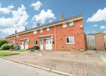 Thumbnail 2 bed end terrace house for sale in Northumberland Avenue, Scampton, Scampton, Lincoln