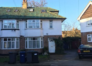 Thumbnail 2 bed maisonette for sale in 6 Abercorn Close, Mill Hill East, London