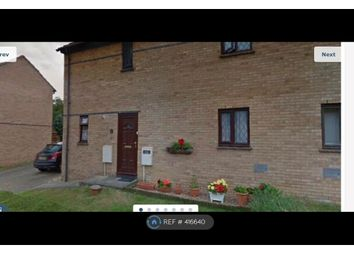 Thumbnail 2 bedroom semi-detached house to rent in Robertson Close, Shenley Church End, Milton Keynes