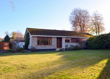 Thumbnail 3 bed bungalow for sale in 16 Newton Gate, Nairn
