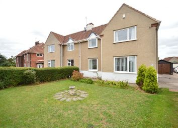 Thumbnail 3 bed semi-detached house for sale in Recreation Road, Langwith Junction, Mansfield