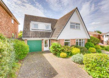 Thumbnail 4 bed detached house for sale in Far Pastures Close, Keyworth, Nottingham