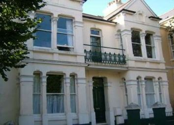 Thumbnail 6 bed flat to rent in Connaught Avenue, Mutley, Plymouth