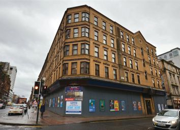 Thumbnail 1 bed flat for sale in Elmbank Street, Glasgow, Lanarkshire