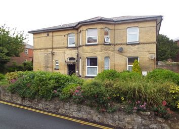 Thumbnail 2 bed flat to rent in North Road, Shanklin