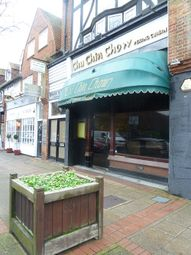 Thumbnail Restaurant/cafe to let in Old Woking Road, West Byfleet
