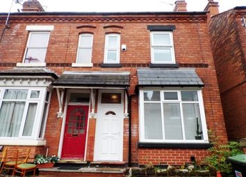 Thumbnail 3 bed terraced house to rent in Leighton Road, Moseley