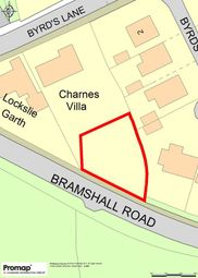 Thumbnail Land for sale in Bramshall Road, Uttoxeter