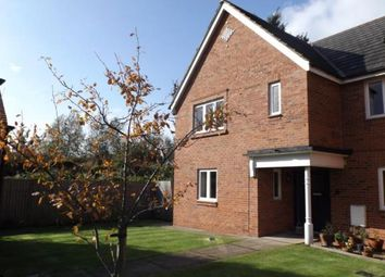 Thumbnail 4 bed semi-detached house for sale in Badger Road, West Timperley, Altrincham, Greater Manchester