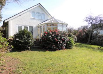 Thumbnail 3 bed detached bungalow for sale in Orchard Close, St. Austell