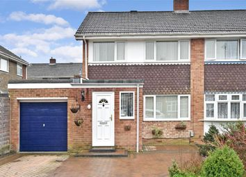 Thumbnail 3 bed semi-detached house for sale in Neptune Road, Fareham, Hampshire