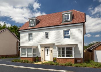"Thumbnail 5 bed detached house for sale in ""Warwick"" at London Road, Allington, Maidstone"