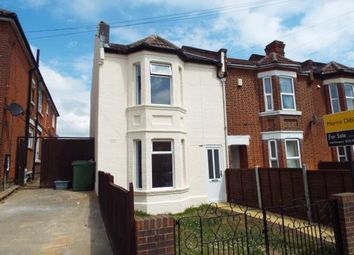 Thumbnail 3 bed end terrace house for sale in Broadlands Road, Southampton