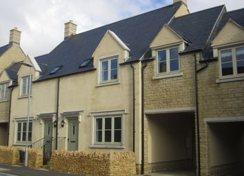 Thumbnail 4 bed town house to rent in Jacobs Piece, Fairford