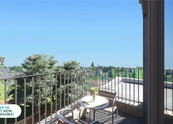 Thumbnail 1 bed flat for sale in Plot 8, Forest Road, London