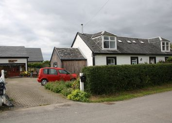 Thumbnail 2 bed cottage for sale in Ardroscadale Cottage, Sraad, Isle Of Bute