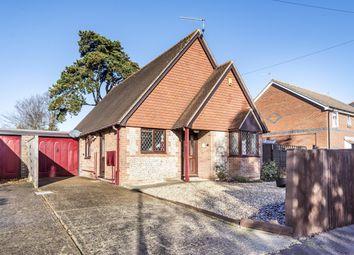 Thumbnail 2 bed detached bungalow for sale in Lodge Cottages, Town Cross Avenue, Bognor Regis