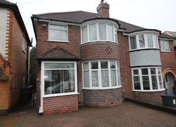 Thumbnail 3 bedroom semi-detached house for sale in Grayswood Park Road, Quinton, Birmingham