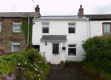 Thumbnail 3 bed terraced house for sale in Station Road, St. Blazey, Par