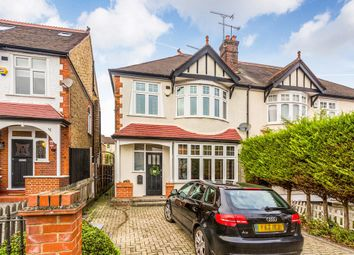 Thumbnail 4 bed semi-detached house to rent in Kings Avenue, Woodford Green