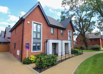 Thumbnail 3 bed semi-detached house for sale in Croxden Way, Monksmoor, Daventry