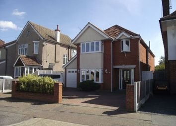 Thumbnail 4 bed detached house for sale in Hamstel Road, Southend-On-Sea