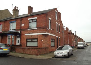 Thumbnail 4 bed end terrace house to rent in Derbyshire Lane, Hucknall, Nottingham