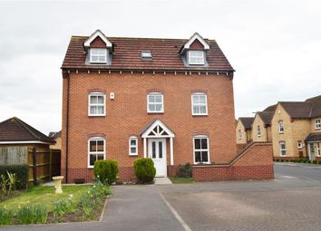 Thumbnail 4 bed detached house for sale in John Gold Avenue, Newark, Nottinghamshire